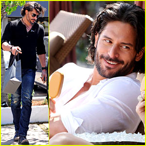 Joe Manganiello: 'As Good As Gold' Premieres Tonight!