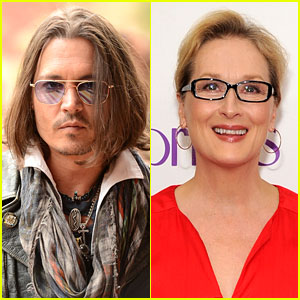 Johnny Depp: 'Into the Woods' Musical with Meryl Streep?