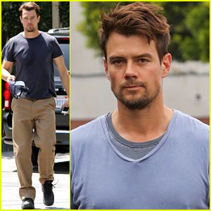 Josh Duhamel: 'Safe Haven' on DVD May 7!