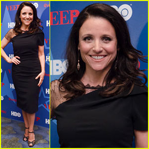 Julia Louis-Dreyfus: 'Veep' Season Two Premiere!