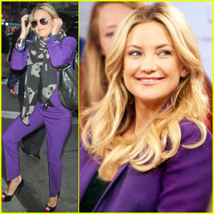 Kate Hudson: 'Good Morning America' Appearance!