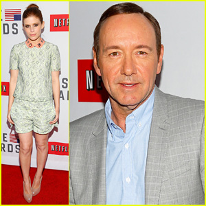 Kate Mara & Kevin Spacey: 'House of Cards' Q&A Event!