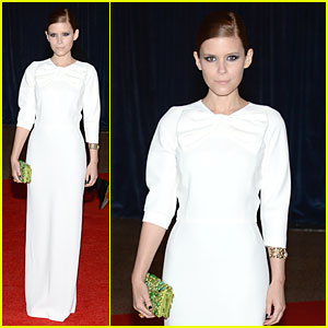 Kate Mara - White House Correspondents' Dinner 2013 Red Carpet