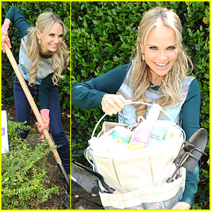 Kristin Chenoweth: Jason's Earth Day Program Kick-Off Event!