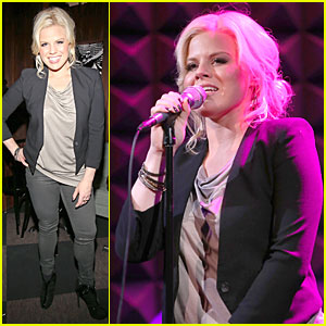 Megan Hilty: Joe's Pub Showcase!