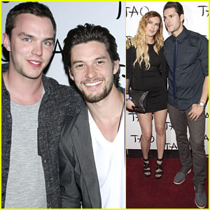Amanda Seyfried Dating Ben Barnes