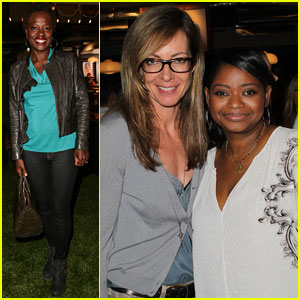 Octavia Spencer & Viola Davis: City Year Los Angeles Fundraiser 2013