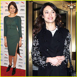 Olga Kurylenko: Tom Cruise Makes Me Feel Safe!