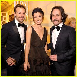 Olivia Wilde & Jason Sudeikis - White House Correspondents' Dinner 2013