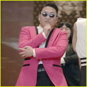 Psy: 'Gentleman' Music Video - Watch Now!