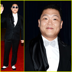 Psy - White House Correspondents' Dinner 2013 Red Carpet