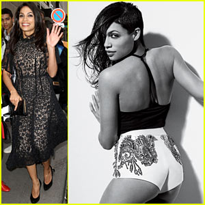Rosario Dawson: Short Shorts for 'GQ' Feature!