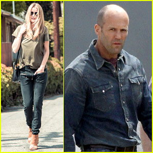 Rosie Huntington-Whiteley is a Ragdoll, Jason Statham Heats Up