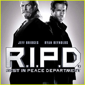 Ryan Reynolds & Jeff Bridges: 'R.I.P.D.' Trailer & Poster!