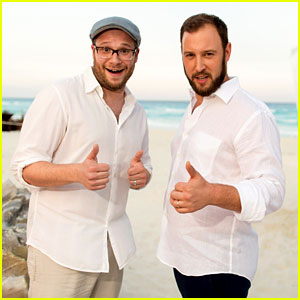Seth Rogen: 'This Is the End' at Summer of Sony!