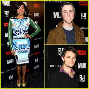Taraji P. Henson & Sterling Beaumon: 'Mud' NYC Screening!