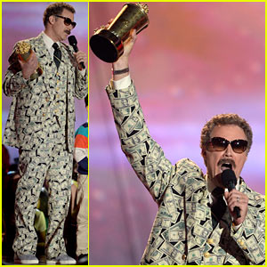 Will Ferrell - MTV Movie Awards 2013