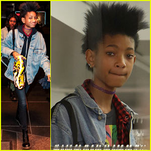 Willow Smith: New York City Shopping Spree!