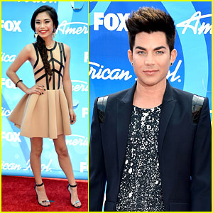 Adam Lambert &#038; Jessica Sanchez: 'American Idol' Finale!