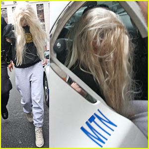 Amanda Bynes: Court Appearance After Arrest