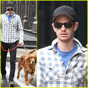 Andrew Garfield: 'Amazing Spider-Man 2' Going to Comic-Con!