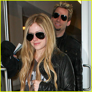 Avril Lavigne: New York City Bound After 'Dancing with the Stars'!