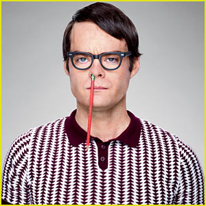 Bill Hader: Funny Man for 'GQ' June 2013!