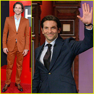 Bradley Cooper: 'The Hangover Part III' Premiere!