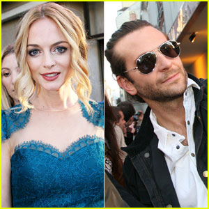 Bradley Cooper & Heather Graham: 'Hangover III' Paris Fan Event