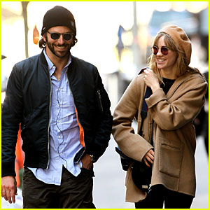 Bradley Cooper & Suki Waterhouse Roam NYC Before Met Ball