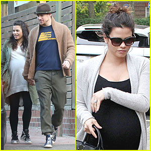 Channing Tatum & Jenna Dewan: 'Mud' Movie Date!