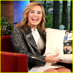 Demi Lovato Explains Frequent Hair Color Changes