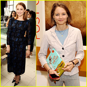Dianna Agron & Jodie Foster: Kids' Art Museum Project Pals!