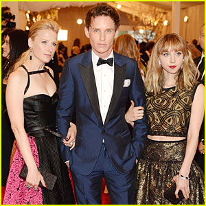 Eddie Redmayne & Mamie Gummer - Met Ball 2013 Red Carpet