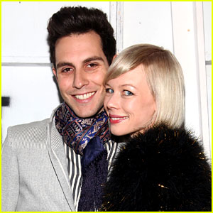 Gabe Saporta: Married to Erin Fetherston!