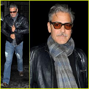 George Clooney: Sandra Bullock Jokes About Space Sex!
