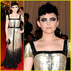 Ginnifer Goodwin - Met Ball 2013 Red Carpet
