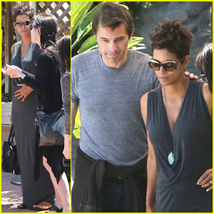 Halle Berry & Olivier Martinez: Geoffrey's Couple