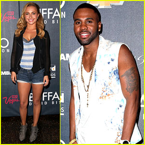 Hayden Panettiere & Jason Derulo: Billboard Awards After Party!
