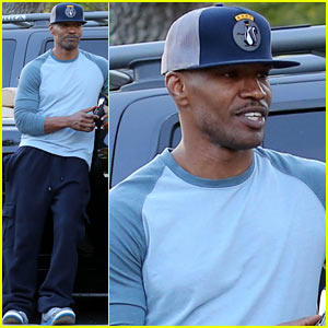 Jamie Foxx: 'Amazing Spider-Man 2' is 'So Much Fun'!