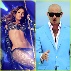 Jennifer Lopez & Pitbull: 'Live It Up' Music Video - Watch Now!