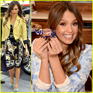 Jessica Alba: Honest Company's Ultimate Baby Shower!