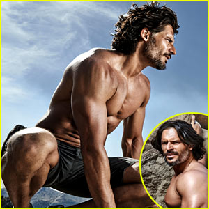 Joe Manganiello Shows Off Shirtless Body for 'Men's Health UK'!