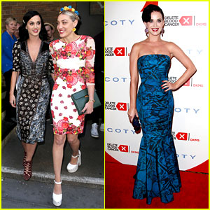Katy Perry: Delete Blood Cancer Gala & 'Kinky Boots' Visit!