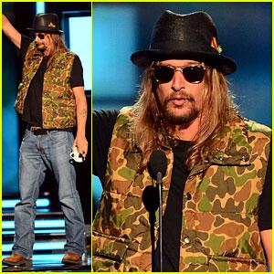Kid Rock Slams Lip-Syncers at Billboard Music Awards 2013