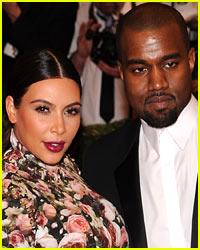 Kim Kardashian & Kanye West: Bringing Baby on Tour?