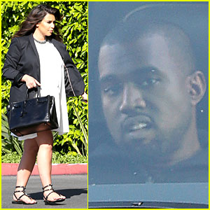 Kim Kardashian & Kanye West: Baby's Gender Revealed on 'Keeping Up with the Kardashians'!