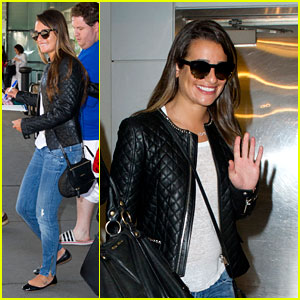 Lea Michele: Hello Again, New York City!