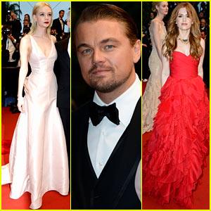 Leonardo DiCaprio & Carey Mulligan: 'Great Gatsby' Cannes Premiere!