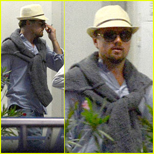 Leonardo DiCaprio Dating Victoria's Secret Model Toni Garrn?